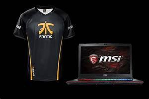 MSI is giving away a Fnatic jersey signed by the League of ...