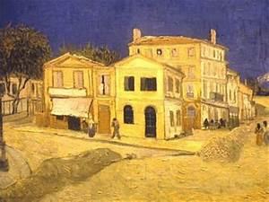 van gogh quotla maison jaune quot blog de iata 5qigb With peinture d une maison 2 vincent van gogh la maison jaune