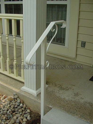 2 Step Outdoor Handrail   Skinsmart.info