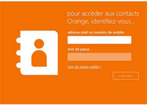installer portail orange sur le bureau application contacts orange sur windows 10 assistance orange