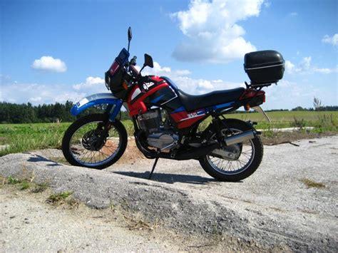 Jawa 350 Tramp Motorky