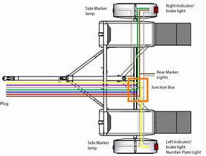 Diagram  Trailer Sauce Lights U0026 Wiring Wiring Diagram