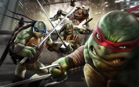Review Teenage Mutant Ninja Turtles Out Of The Shadows