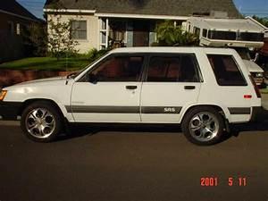 1984 Toyota Tercel Wagon 4wd