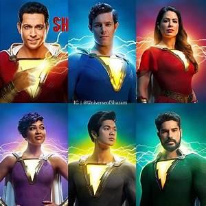 Shazam, Hindi, Voice, Dubbing, Cast, U0026, Artists, List, U2013, 2019, Dceu, Superhero, Movie