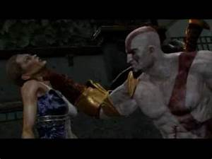 [GOD OF WAR 3] Kratos Vs Hera [TITAN MODE] [HQ] - YouTube