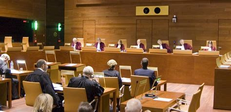 chambre des avocats grande chambre de la cour européenne des idées