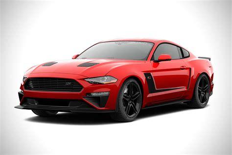 2018 Roush Mustang 2018 roush jackhammer mustang hiconsumption
