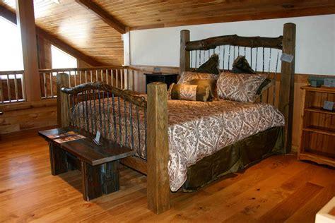 custom wood bed frames custom  timber frame bed frame