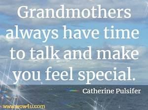 65 Grandmother ... Grandma Sick Quotes