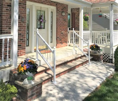 precision handrails st louis steel stainless steel