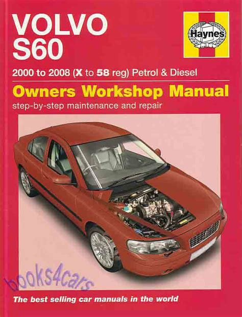 volvo  shop manual service repair book haynes owners