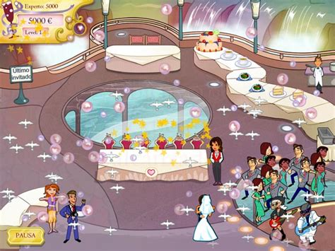 1 wedding dash 2 rings around the world juego captura de
