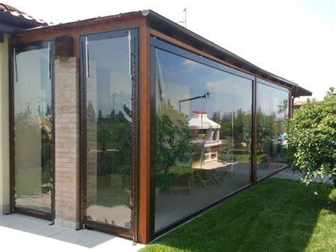 tenda veranda chiusure e coperture per esterni in pvc scorrevoli e