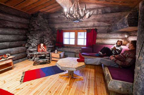 kakslauttanen igloo west village  frozen paradise