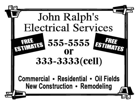 electrical lighting services signselectricalcontractor