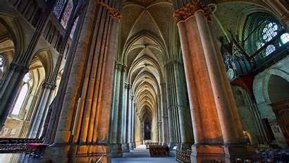 Cathedral Reims Bing Mobile Bwallpaperhd Iphone Ipad