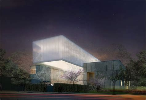 Renderings Of The New Barnes Foundation Coming To The