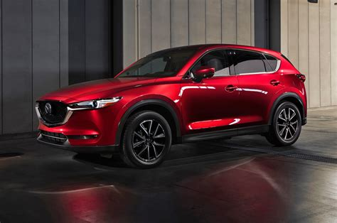 Refreshing Or Revolting: 2017 Mazda Cx-5