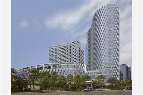 jw marriott shenzhen baoan architect magazine