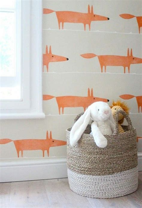 Wandgestaltung Kinderzimmer Orange by Niedliche Babyzimmer Wandgestaltung Inspirierende