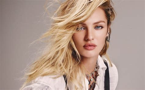 Supermodel Candice Swanepoel Biography And Photogallery
