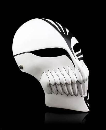Mask Anime Ghost Masks Bleach Japanese Scary