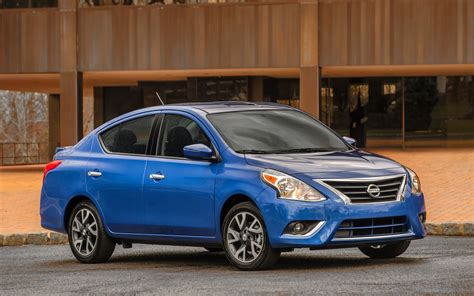 Nissan Versa Sedan 2018 Widescreen Exotic Car Image 04 Of