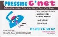 pressing g net 10rue theodore deck guebwiller linge de With charming nettoyage a sec maison 5 annuaire fractionary