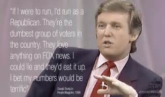 Donald Trump Republican Quote