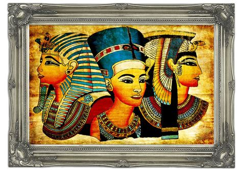heads   egyptian queens  kings