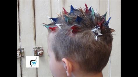 How To Style Crazy Hairstyles For Crazy Hair Day Youtube
