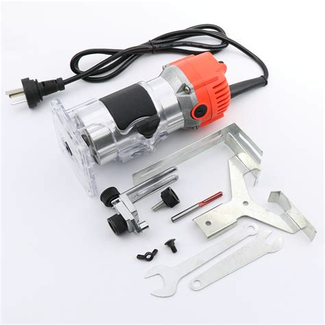 multifunctional electric trimming machine trim router edge cut woodworking ebay
