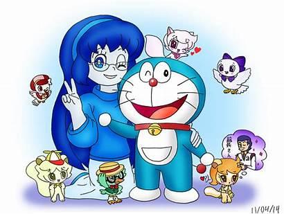 Doraemon Deviantart Clipart Danni Dannichangirl Graveyard Six