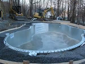 ma piscine a moi piscine creusee acier vs resine With combien coute une piscine semi creusee 8 la piscine hors sol piscine
