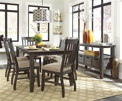7pc Rectangular Dining Room Set Acme Winfred 7pc