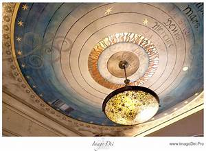 Imago Dei, Celestial Ceiling Mural...I just wish I could ...