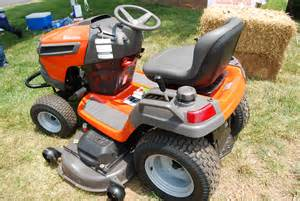 Husqvarna Riding Lawn Mower