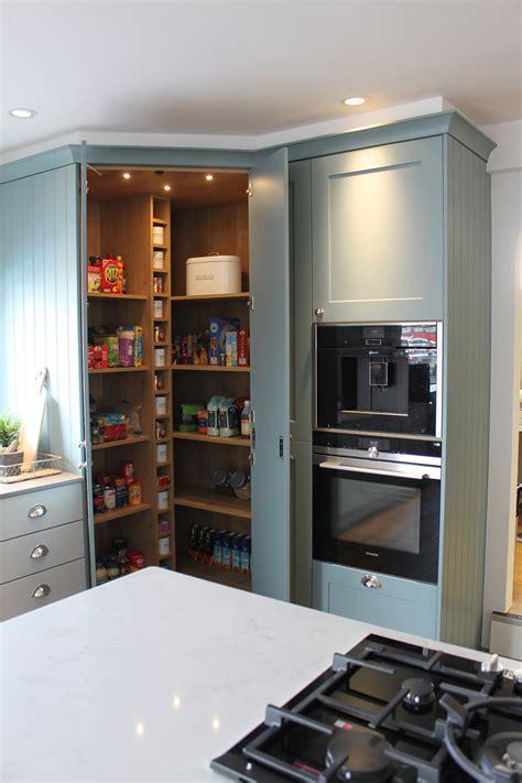 Kitchen Larder Uk by Larders And Storage Cw Kitchens And Bespoke Joinery
