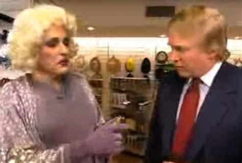 donald trump gropes rudy giuliani whos dressed