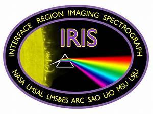 IRIS Mission Logo | NASA