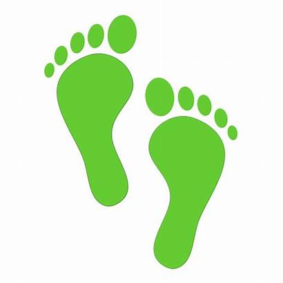Steps Clip Cliparts Clipart Footprints