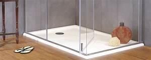 Carrelage Douche à L Italienne : du carrelage imitation pierre dans votre douche l ~ Dailycaller-alerts.com Idées de Décoration