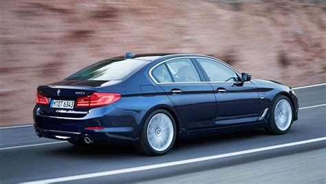 2017 Bmw 5 Series Sedan  New Car Sales Price  Car News