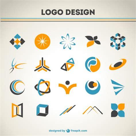 name badges templates set of 300 free logo templates