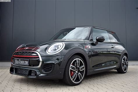 maxi tuner mini john cooper works  tuning bringt  ps