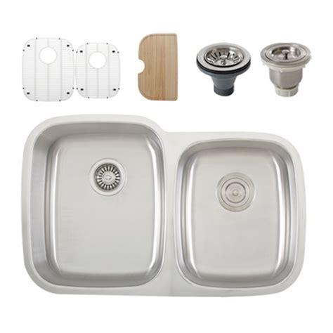 kitchen sink accessories ticor s305 undermount stainless steel bowl kitchen 2555