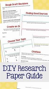 Research Paper Writing Guide Pack  U0026 Tips For Homeschool