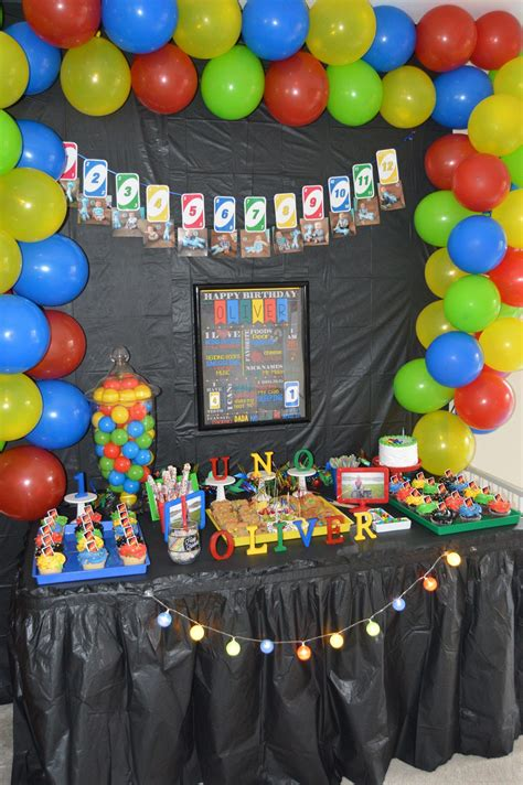 year  boy birthday party ideas pertaining  ideas