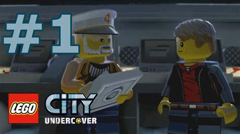 lego city undercover walkthrough chapter   faces